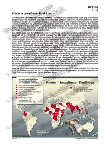 Kinder in bewaffneten Konflikten
