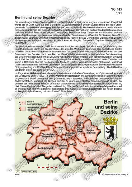Berlin und seine Bezirke