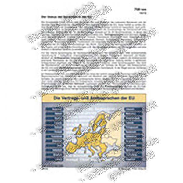 Die Vertrags- und Amtssprachen der EU