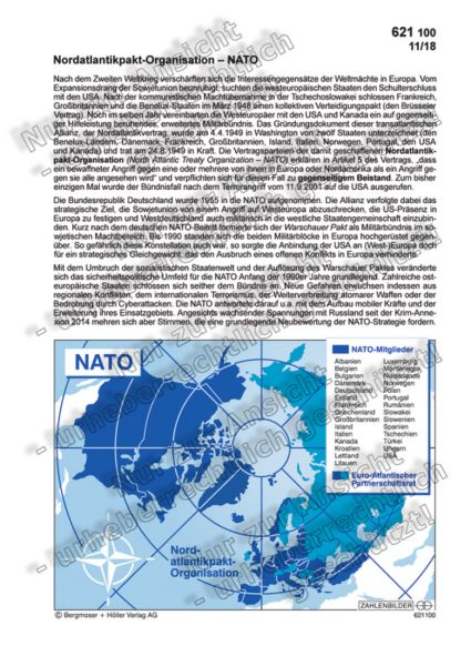 Nordatlantikpakt-Organisation - NATO