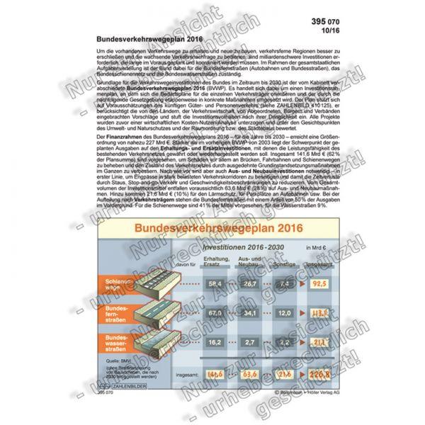 Bundesverkehrswegeplan 2016
