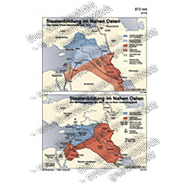 Staatenbildung im Nahen Osten -