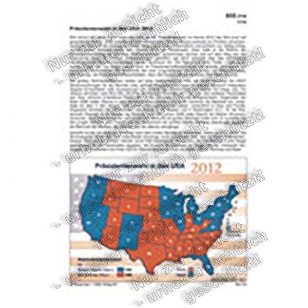 Präsidentenwahl in den USA 2012