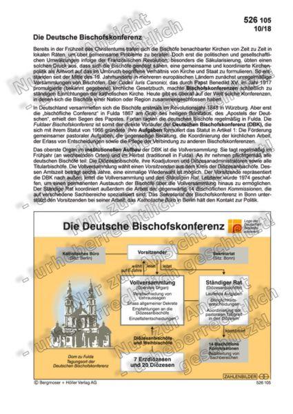 Die deutsche Bischofskonferenz