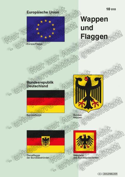 Wappen und Flaggen