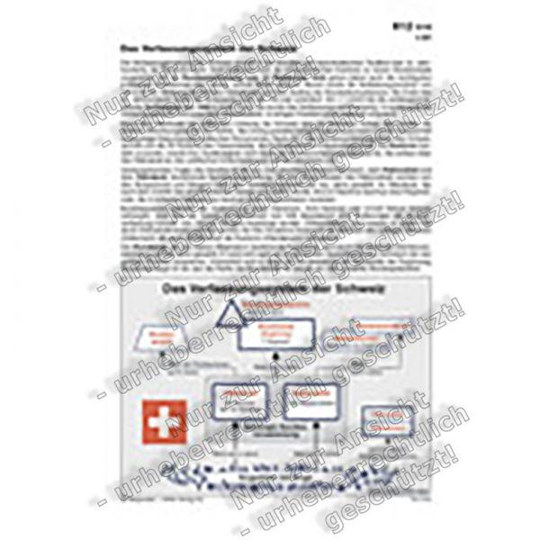 Verfassung der Schweiz