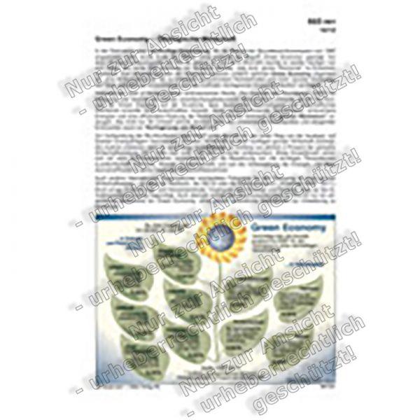 Green Economy - Ökologische Wirtschaft