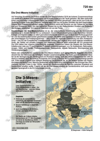 Die Drei-Meere-Initiative