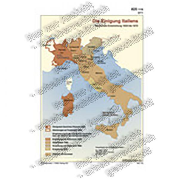 Die Einigung Italiens