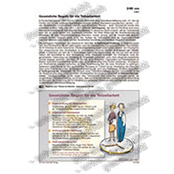 Gesetzliche Regeln für die Teilzeitarbeit