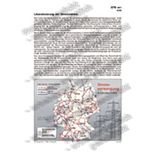 Stromversorgung in Deutschland