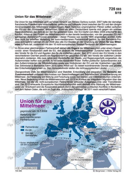 Union für das Mittelmeer