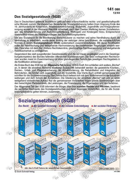 Das Sozialgesetzbuch (SGB)