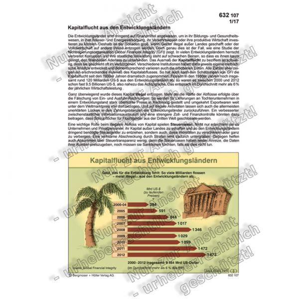 Kapitalflucht aus Entwicklungsländern