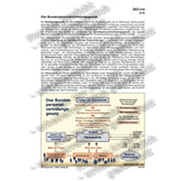 Das Bundespersonalvertretungsgesetz