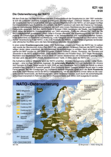 Die Osterweiterung der NATO