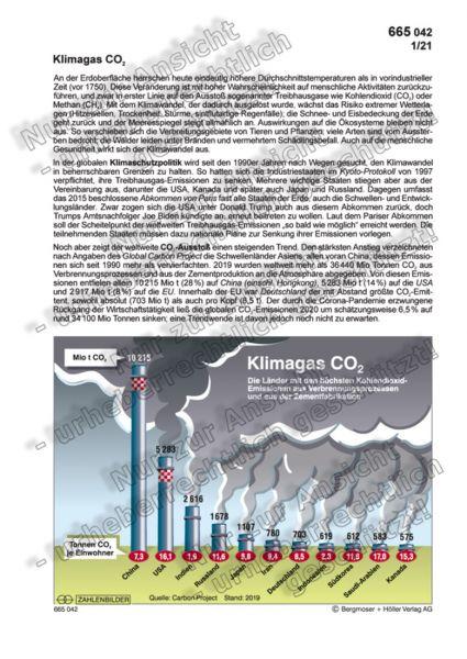 Klimagas CO 2