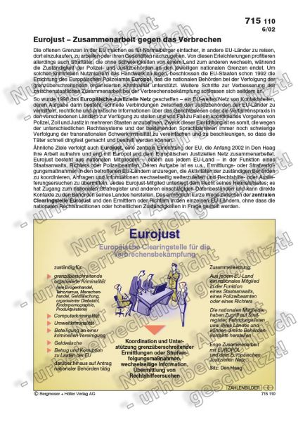Eurojust - Zusammenarbeit gegen das Verbrechen