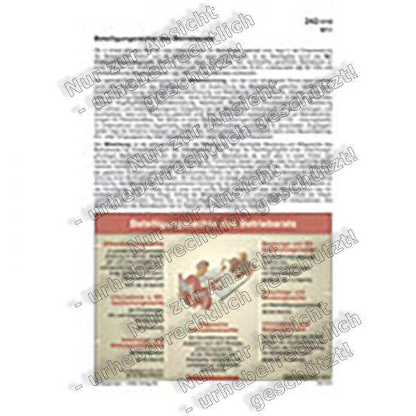 Rechte und Aufgaben des Betriebsrates