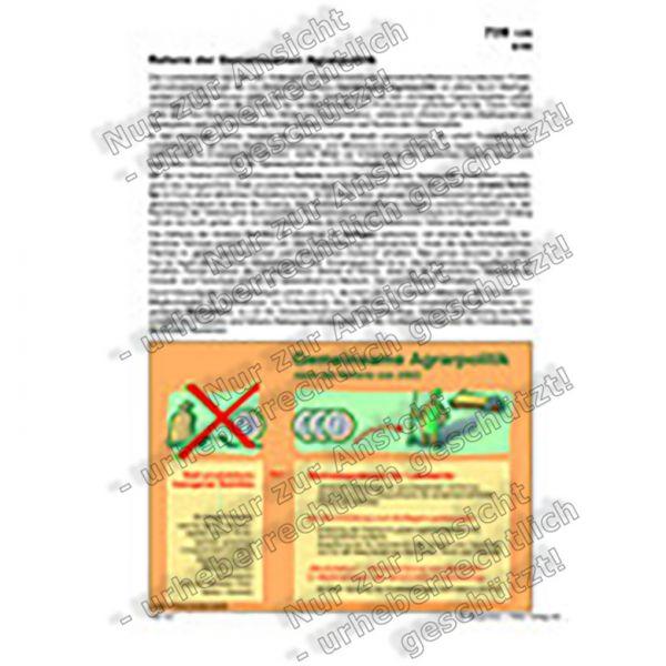 Gemeinsame Agrarpolitik nach der Reform von 2003