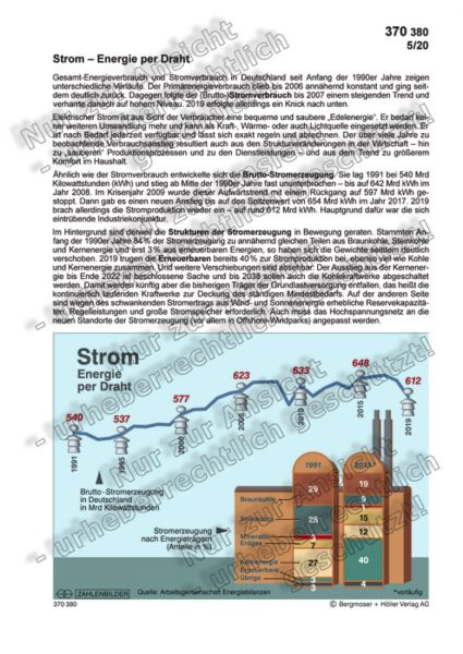 Strom - Energie per Draht