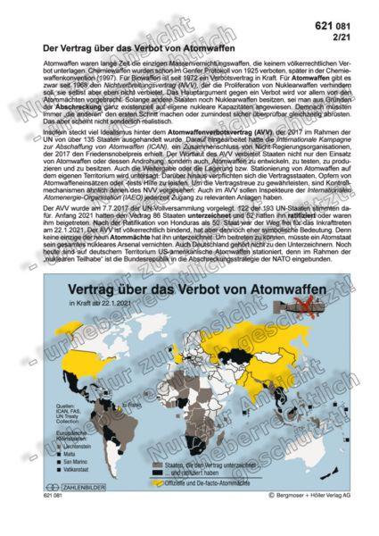 Der Vertrag über das Verbot von Atomwaffen