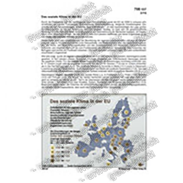 Soziales Klima in der EU