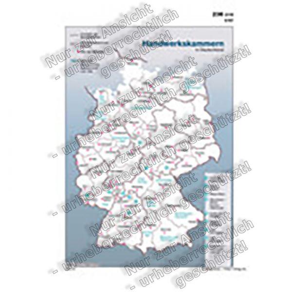 Handwerkskammern in Deutschland