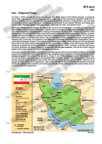 Iran – Regional Power