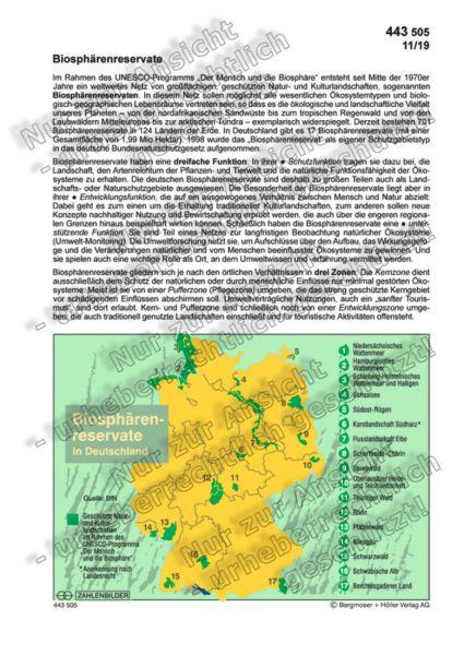 Biosphärenreservate