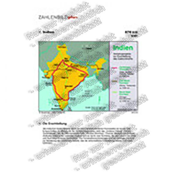 Indien: Verkehrsprojekte zur Erschließung des Subkontinents